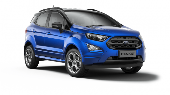 Ford ECOSPORT Lightning Blue