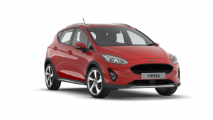 2018.75 NEW FIESTA Active X