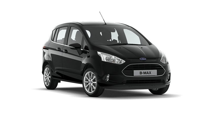 New Ford B-MAX