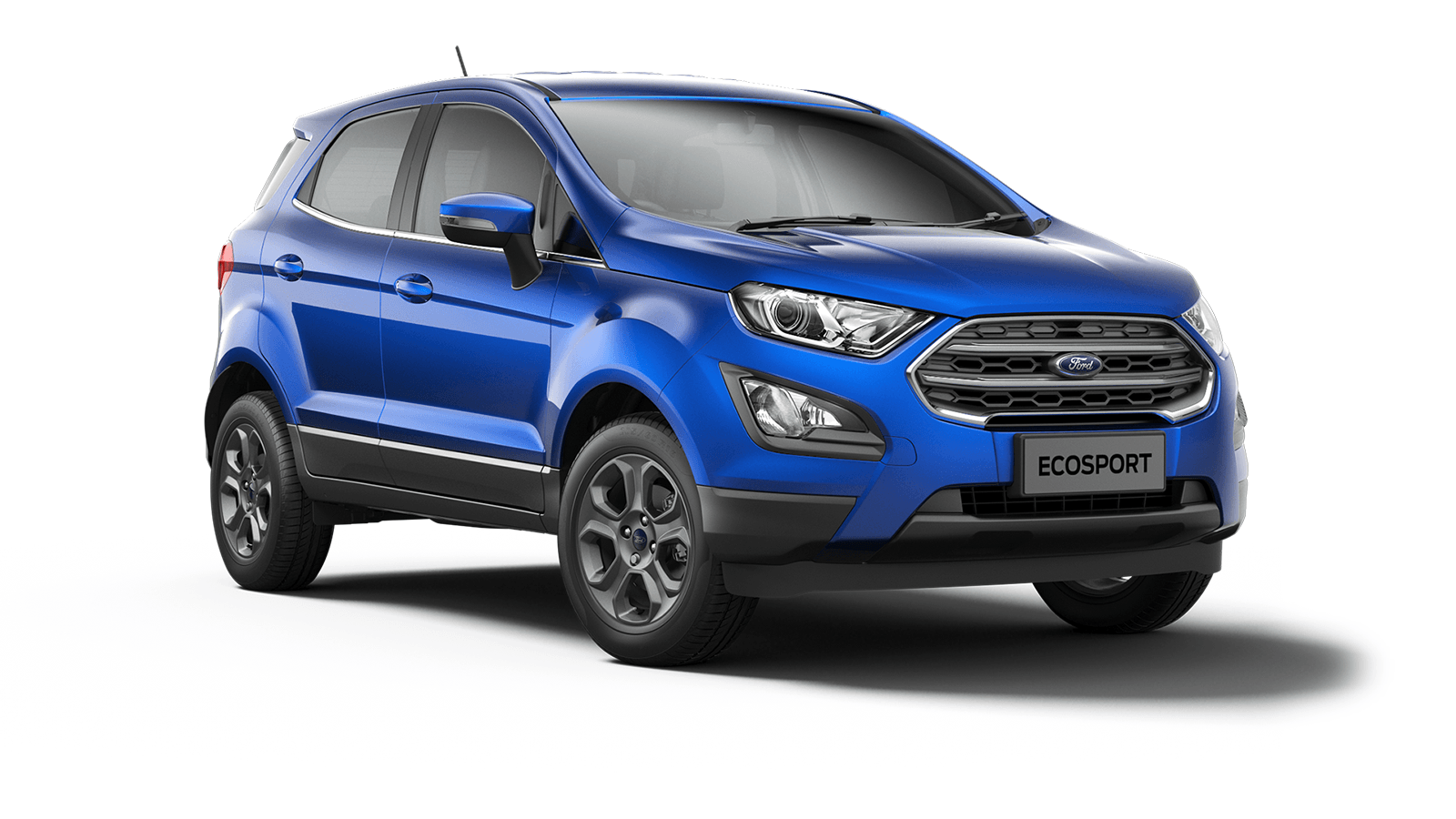New Ford ECOSPORT Zetec 1.0 EcoBoost 125PS at Tremont Garage