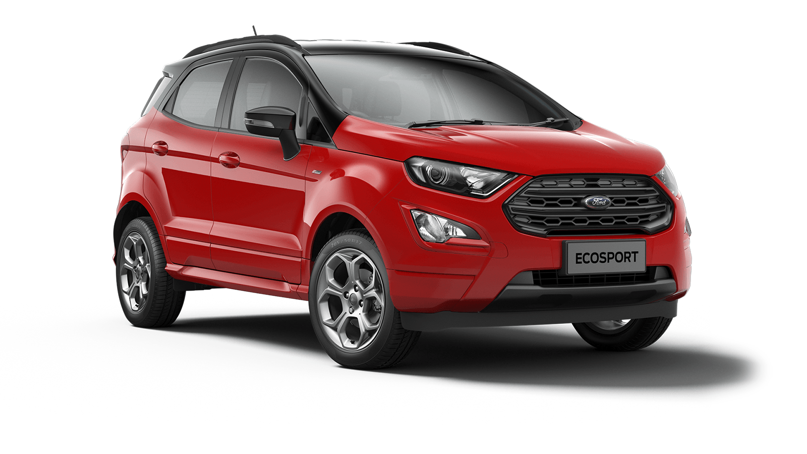 ECOSPORT ST-Line 5 Door in Race Red