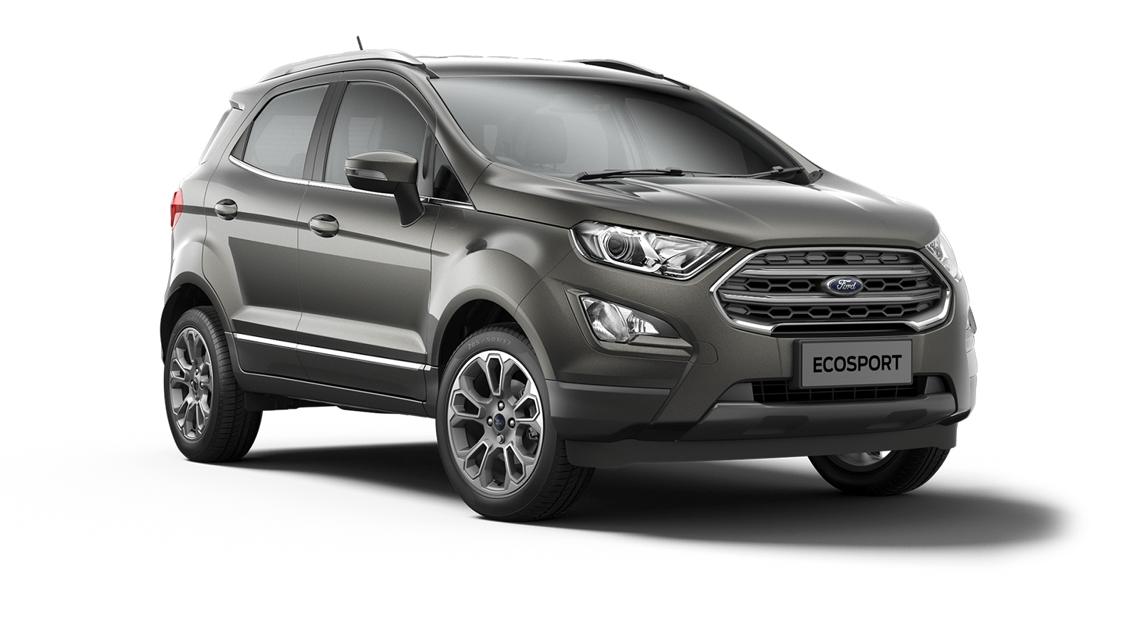 ECOSPORT Titanium 5 Door in Magnetic