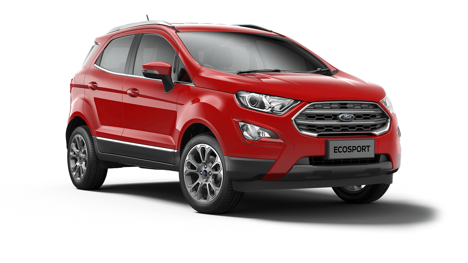 Ford EcoSport Titanium 1.5 EcoBlue 125PS at Browne & Day