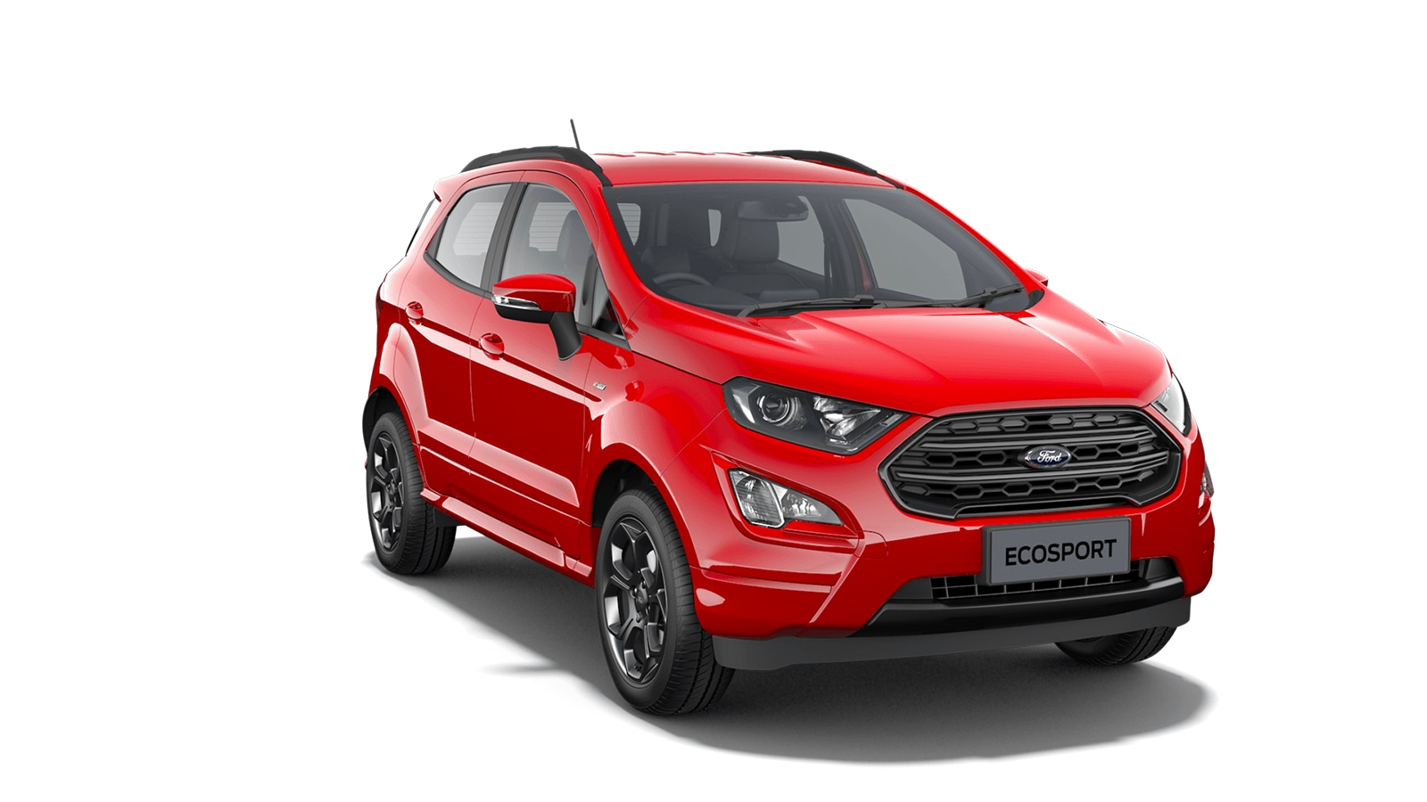 New Ford ECOSPORT at Pentre Motors