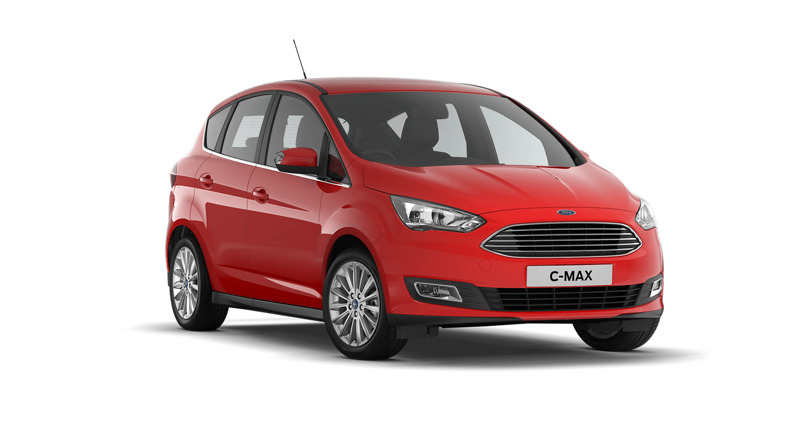 Ford C-MAX Titanium 1.5L TDCi 120PS at Browne & Day