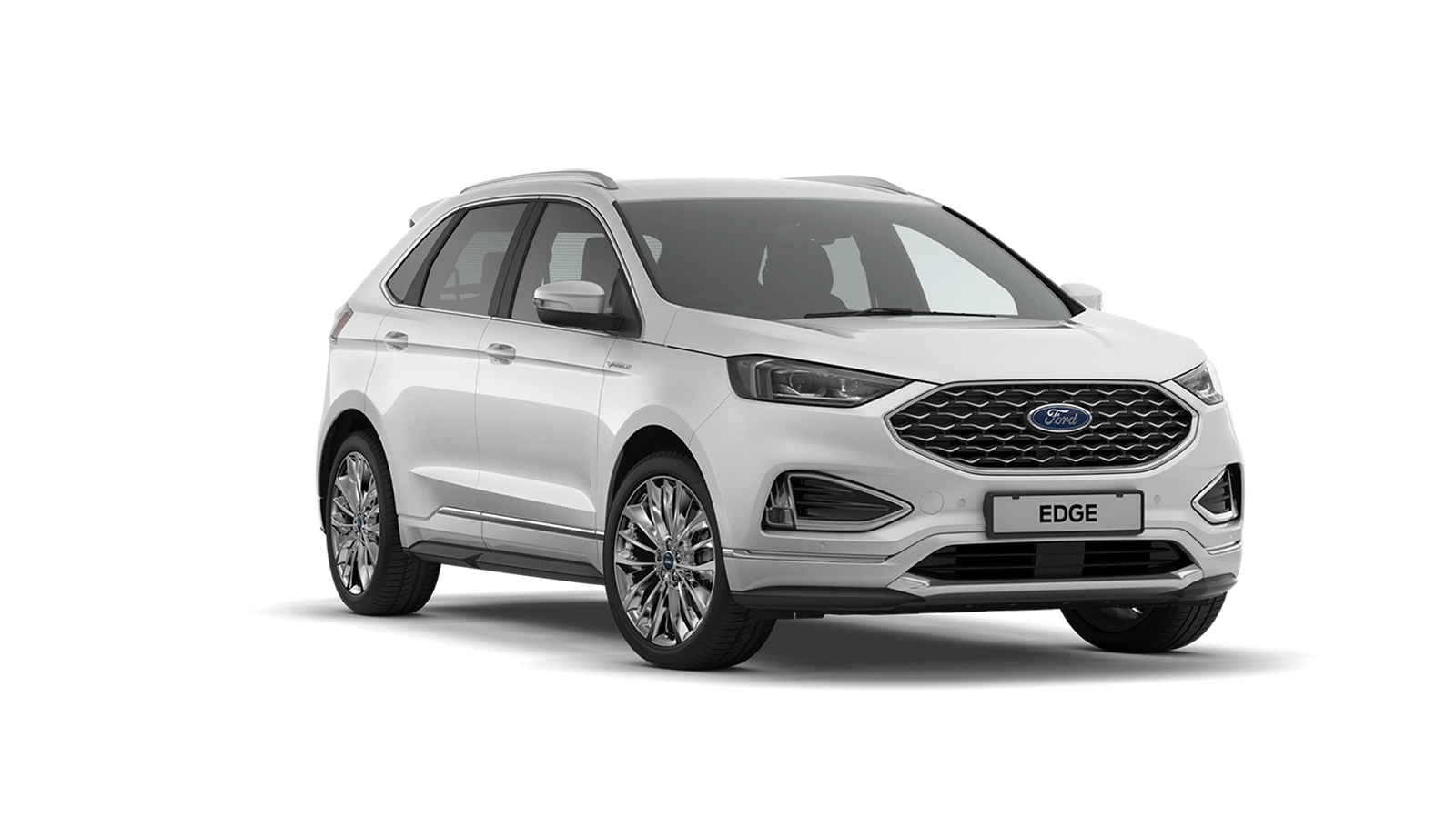 NEW EDGE Vignale 5 Door in White Platinum