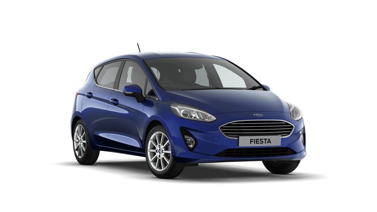 NEW FIESTA Titanium 1.5 TDCi 120PS