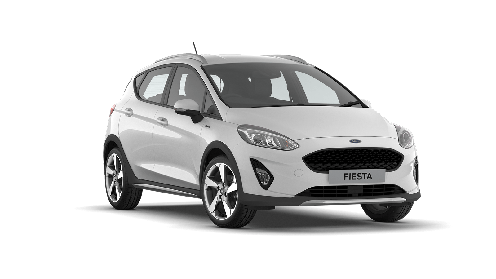 NEW FIESTA Active X 1.0T EcoBoost 125PS