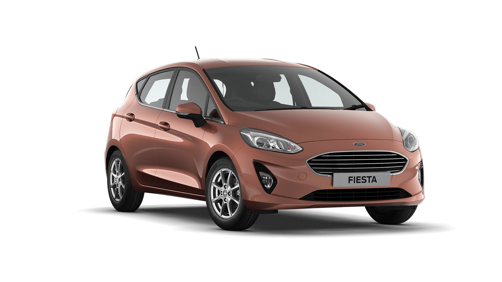 New Ford NEW FIESTA at Richardson Ford