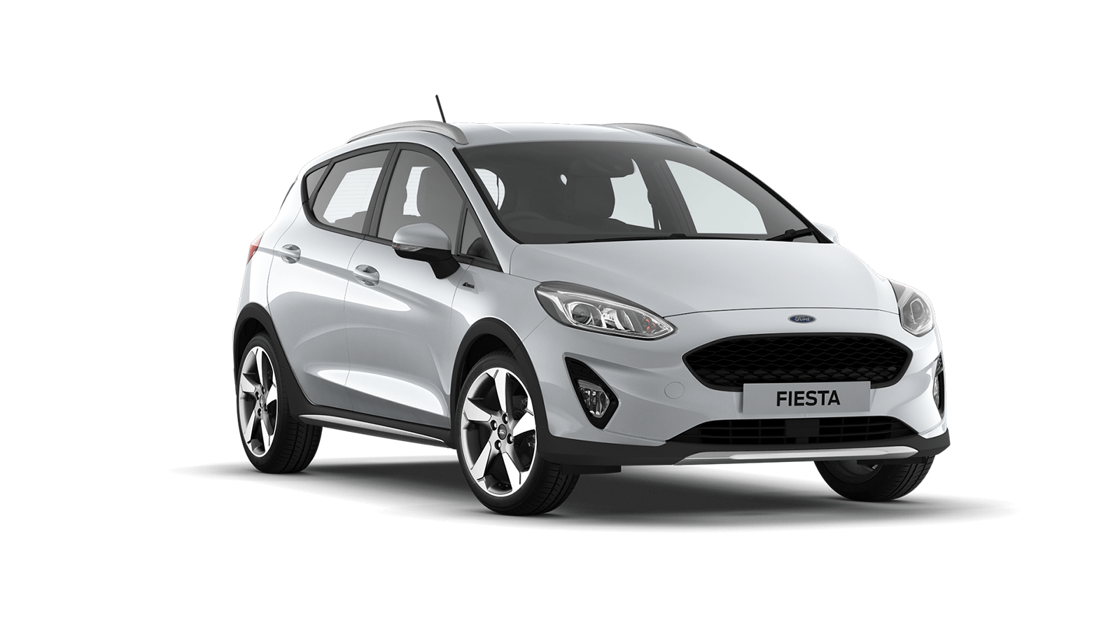 Ford Fiesta Active X 1.5 TDCi 120PS at Browne & Day