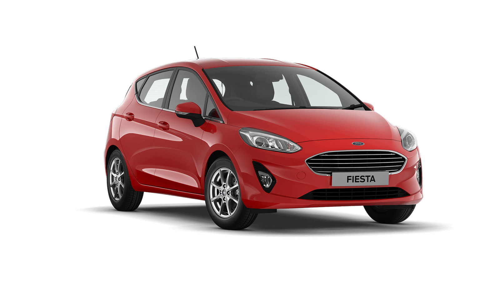 Ford Fiesta Zetec 1.0T EcoBoost 100PS at Browne & Day