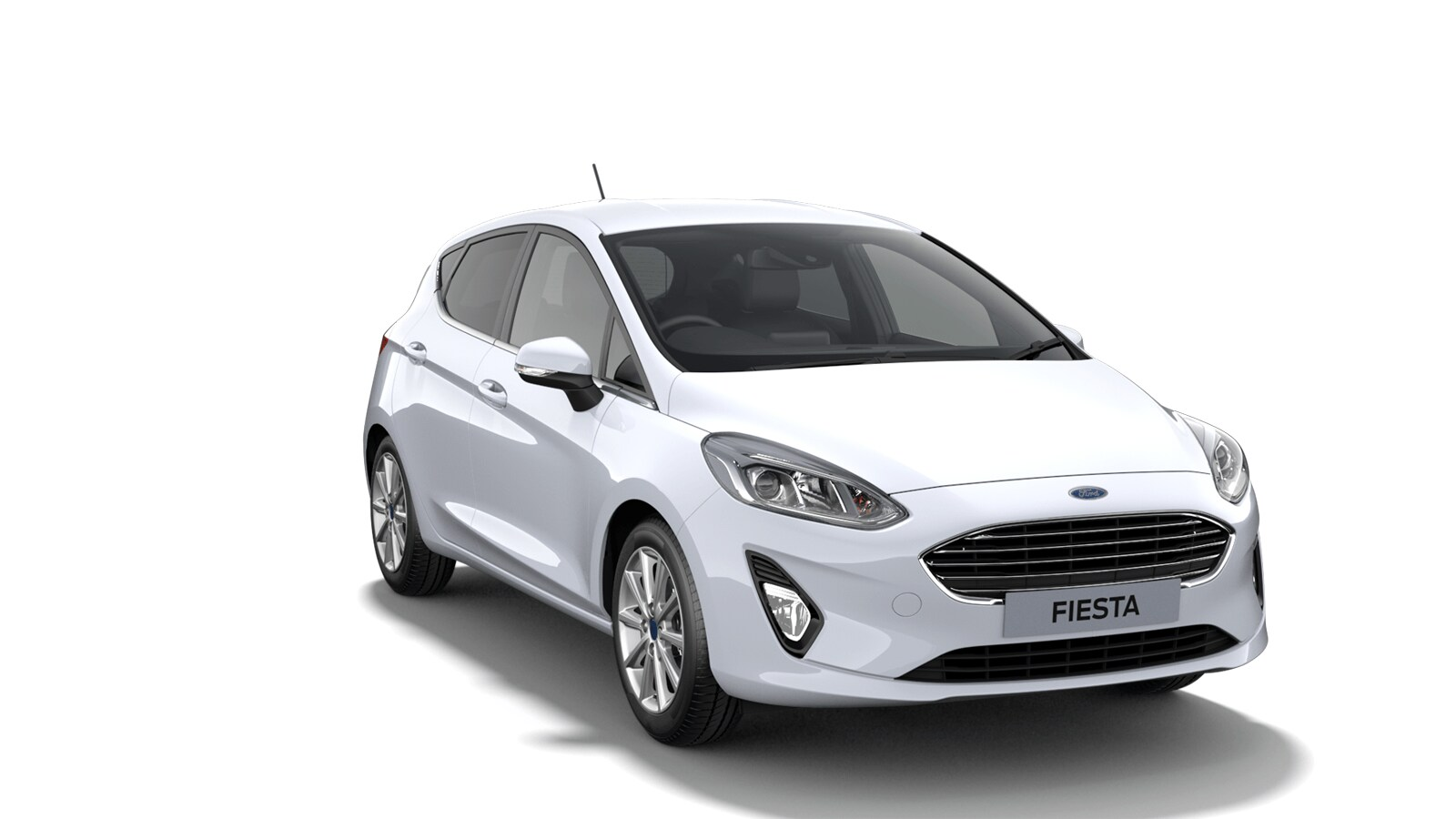 Ford Fiesta Titanium 1.0L EcoBoost 125PS at Ludham Garage