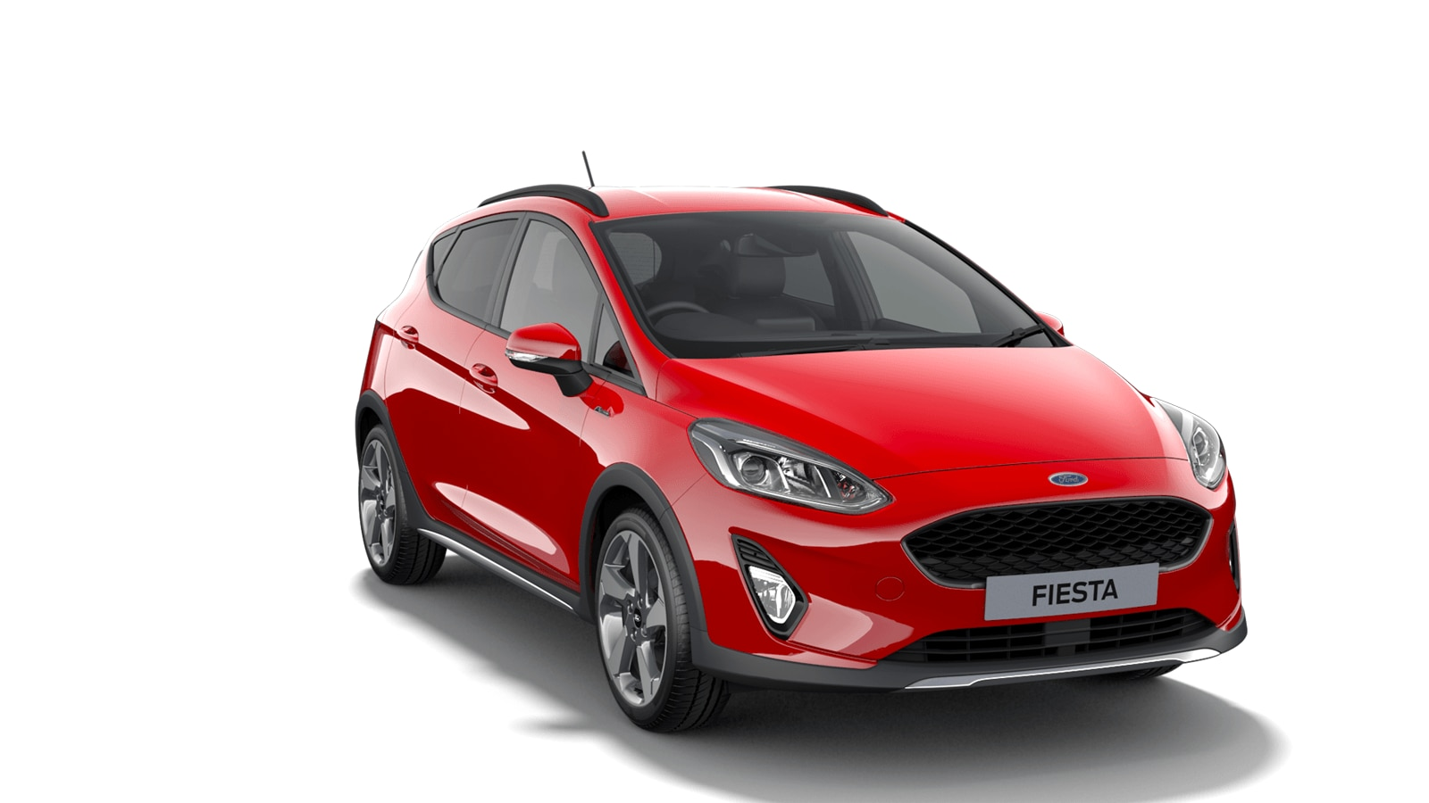 New Ford FIESTA at Pentre Motors