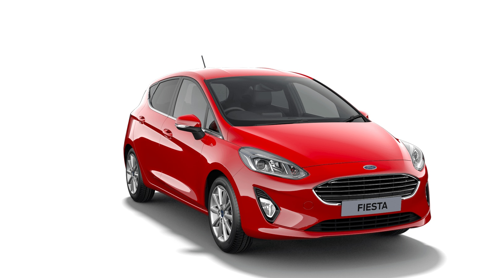 New Ford NEW FIESTA MHEV at Pentre Motors