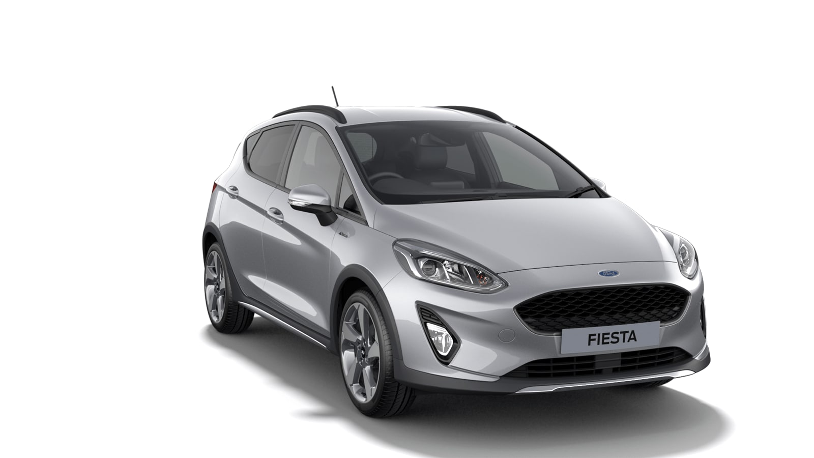 New Ford NEW FIESTA MHEV