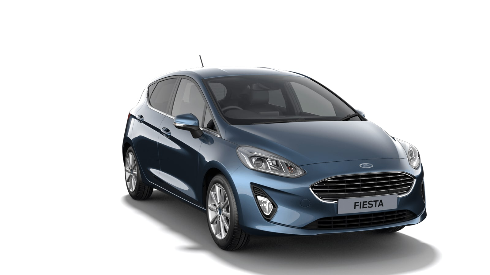 Ford Fiesta Titanium 1.0L EcoBoost 95PS at RGR Garages