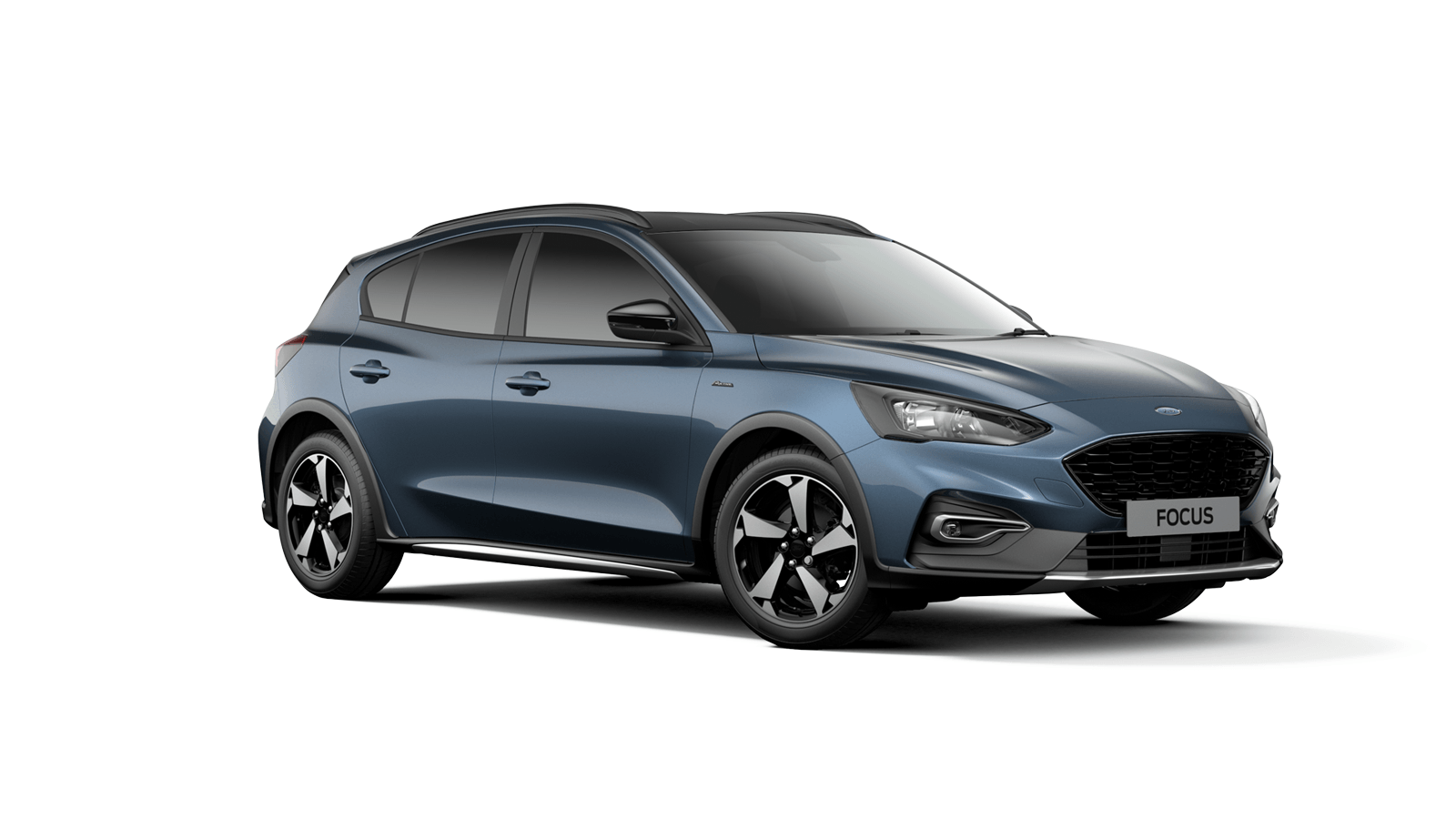 All-New Ford Focus Active 1.0L EcoBoost 125PS at Browne & Day
