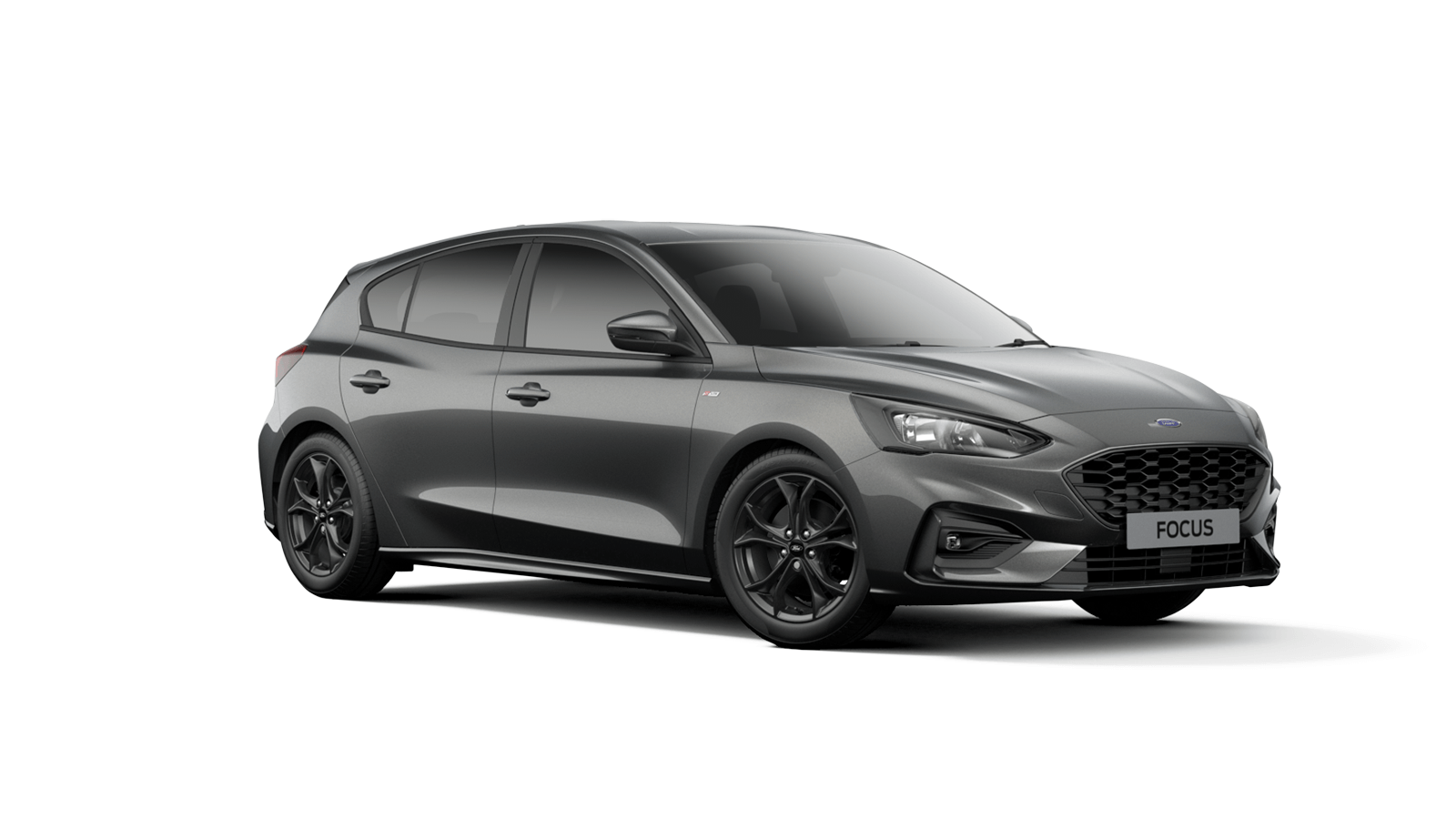 All-New Ford Focus ST-Line 1.0L EcoBoost 125PS at Browne & Day