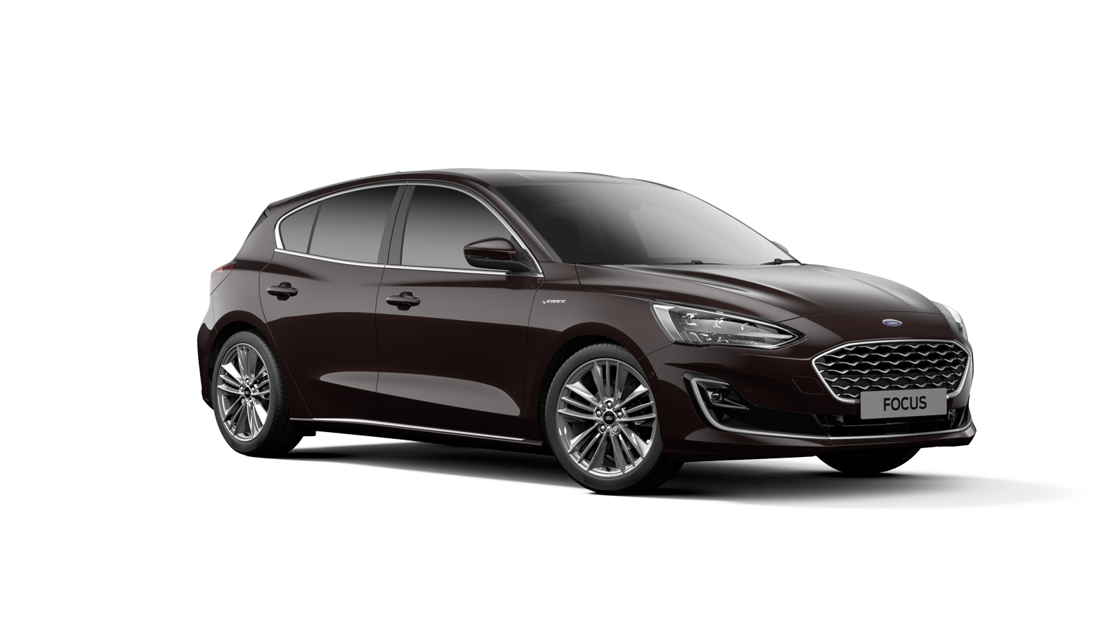 NEW FOCUS Vignale 5 Door in Dark Mulberry