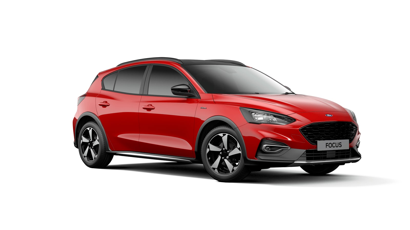 Ford Focus Active 1.0L EcoBoost 125PS at Browne & Day