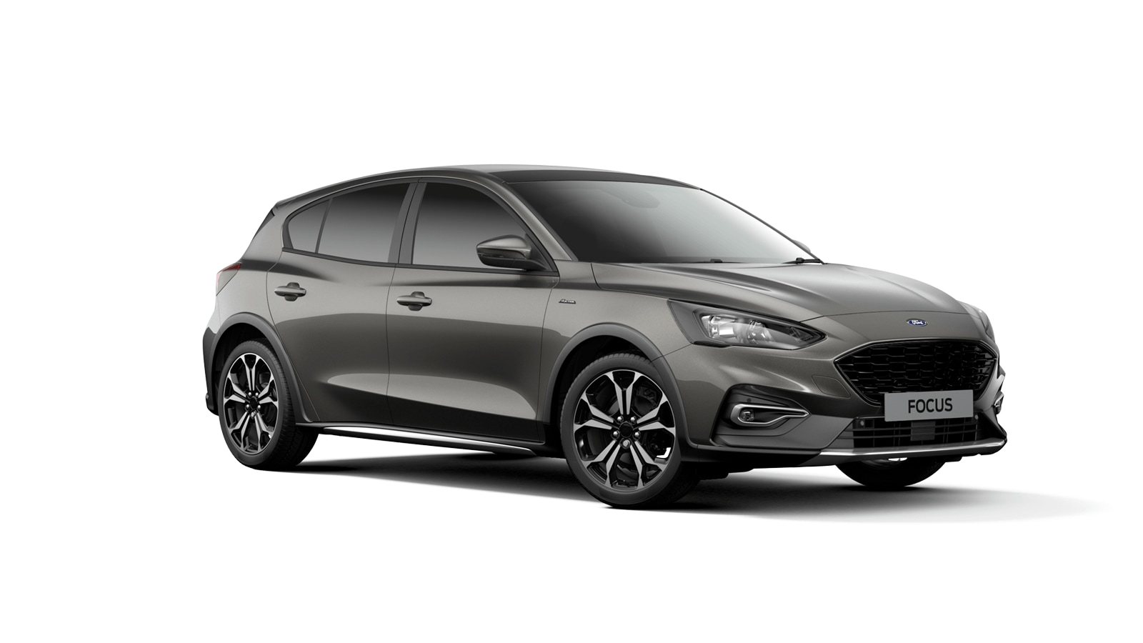 All New Ford Focus Active X At Balmoral Garage Perthshire
