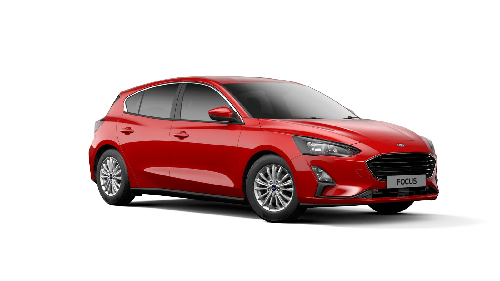 All-New Ford Focus Titanium