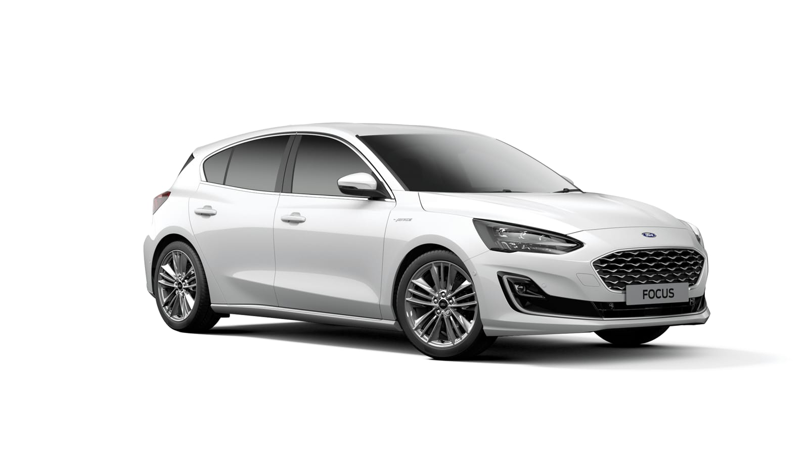 All-New Ford Focus Vignale
