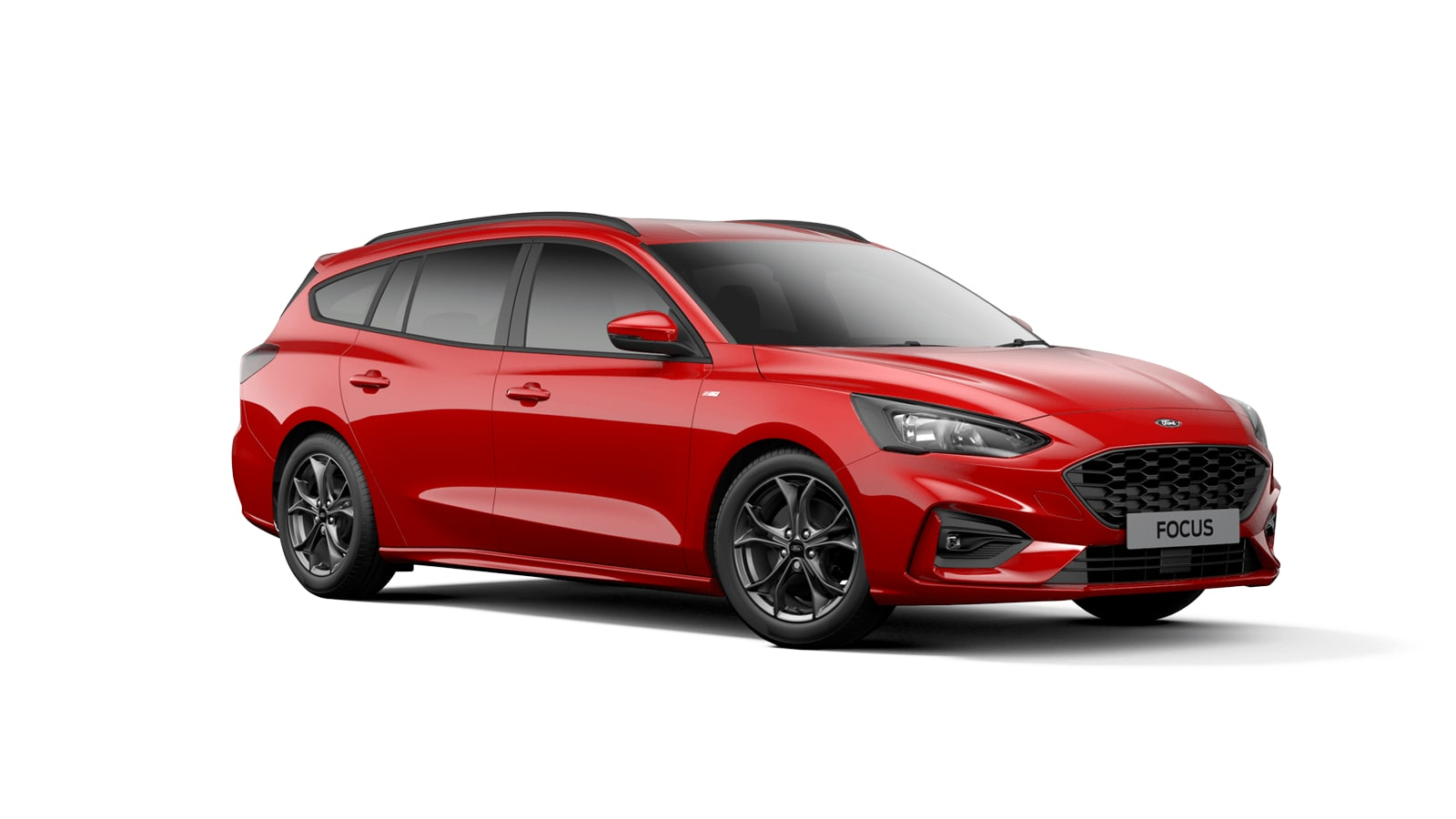 All-New Ford Focus at Ludham Garage