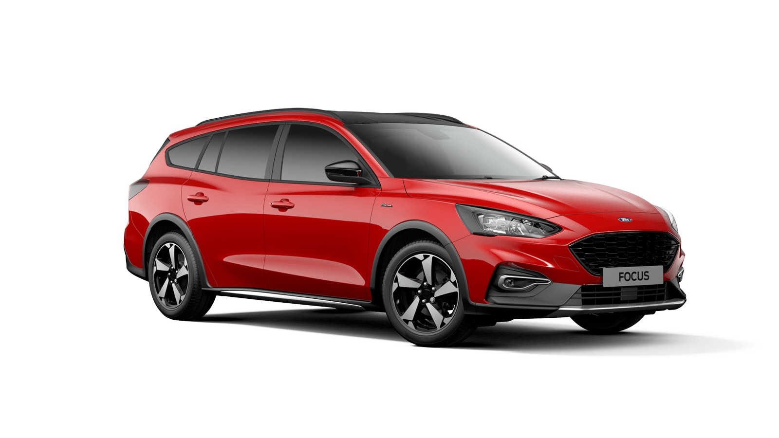 New Ford NEW FOCUS at Pentre Motors