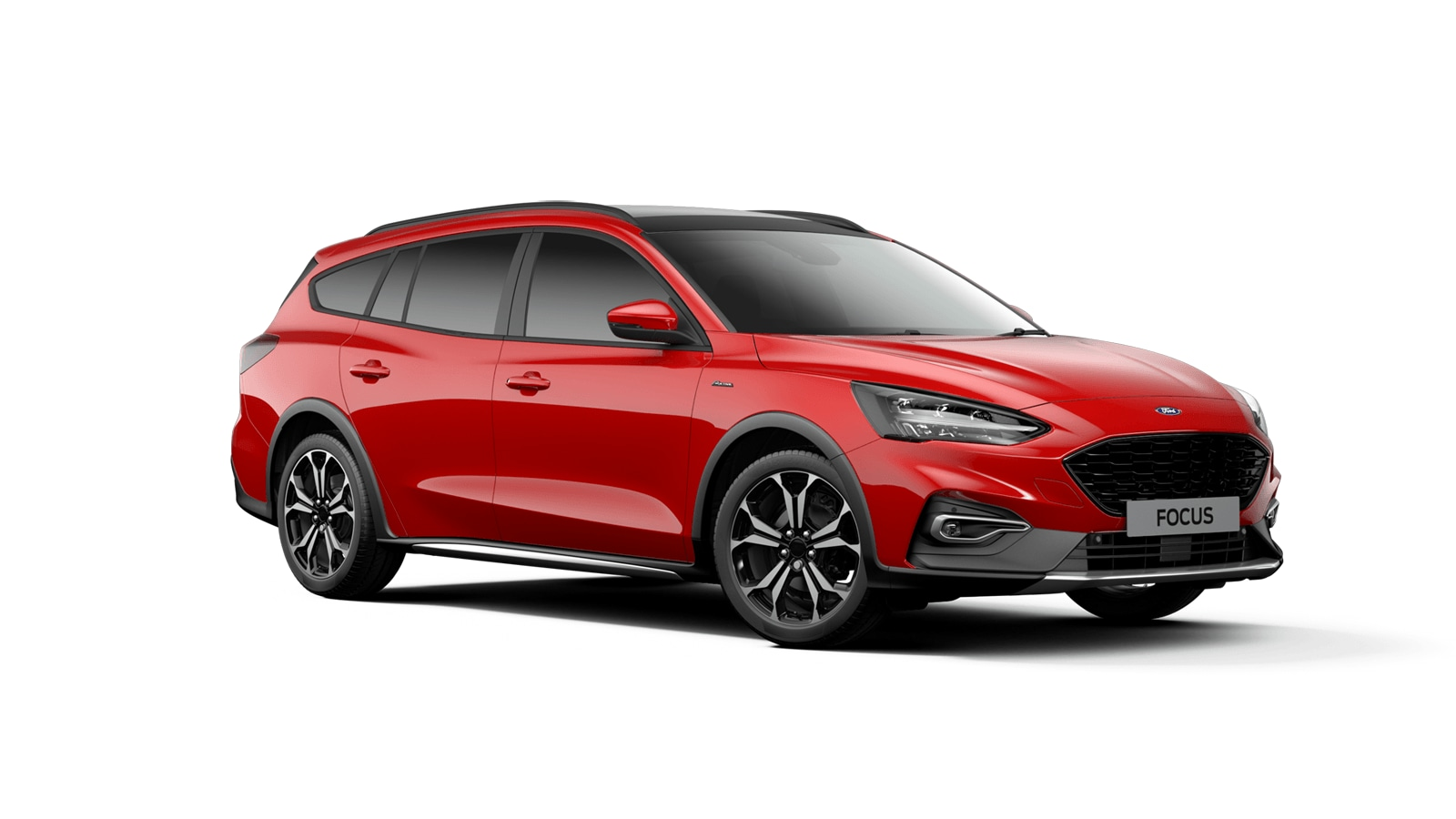 New Ford Focus EcoBoost Mild Hybrid Active X Edition mHEV