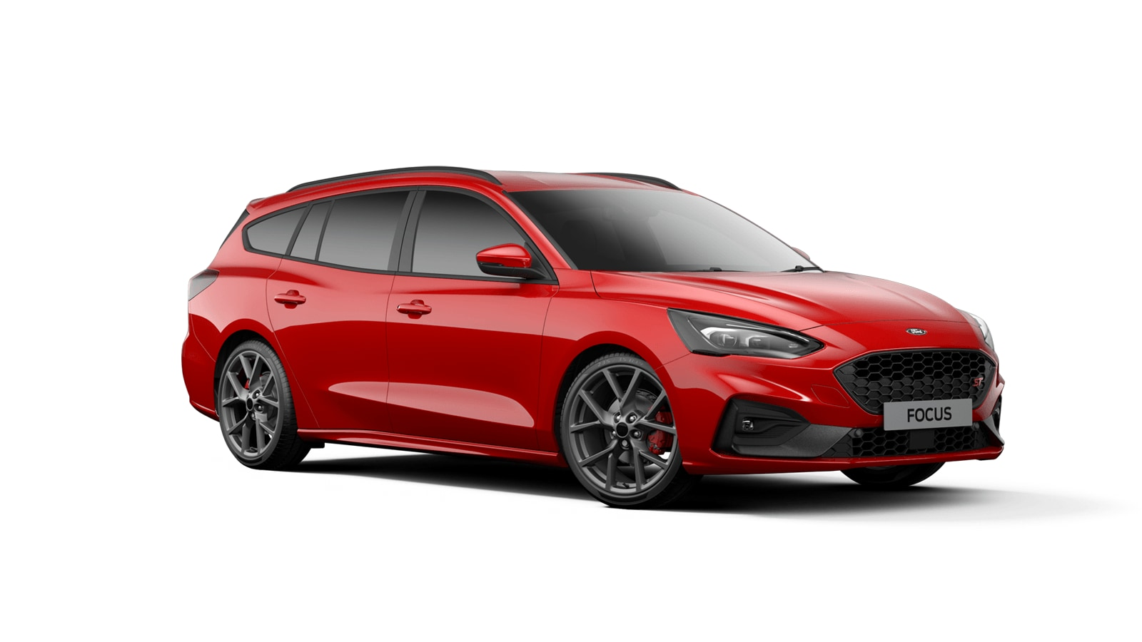 New Ford FOCUS ST at Pentre Motors