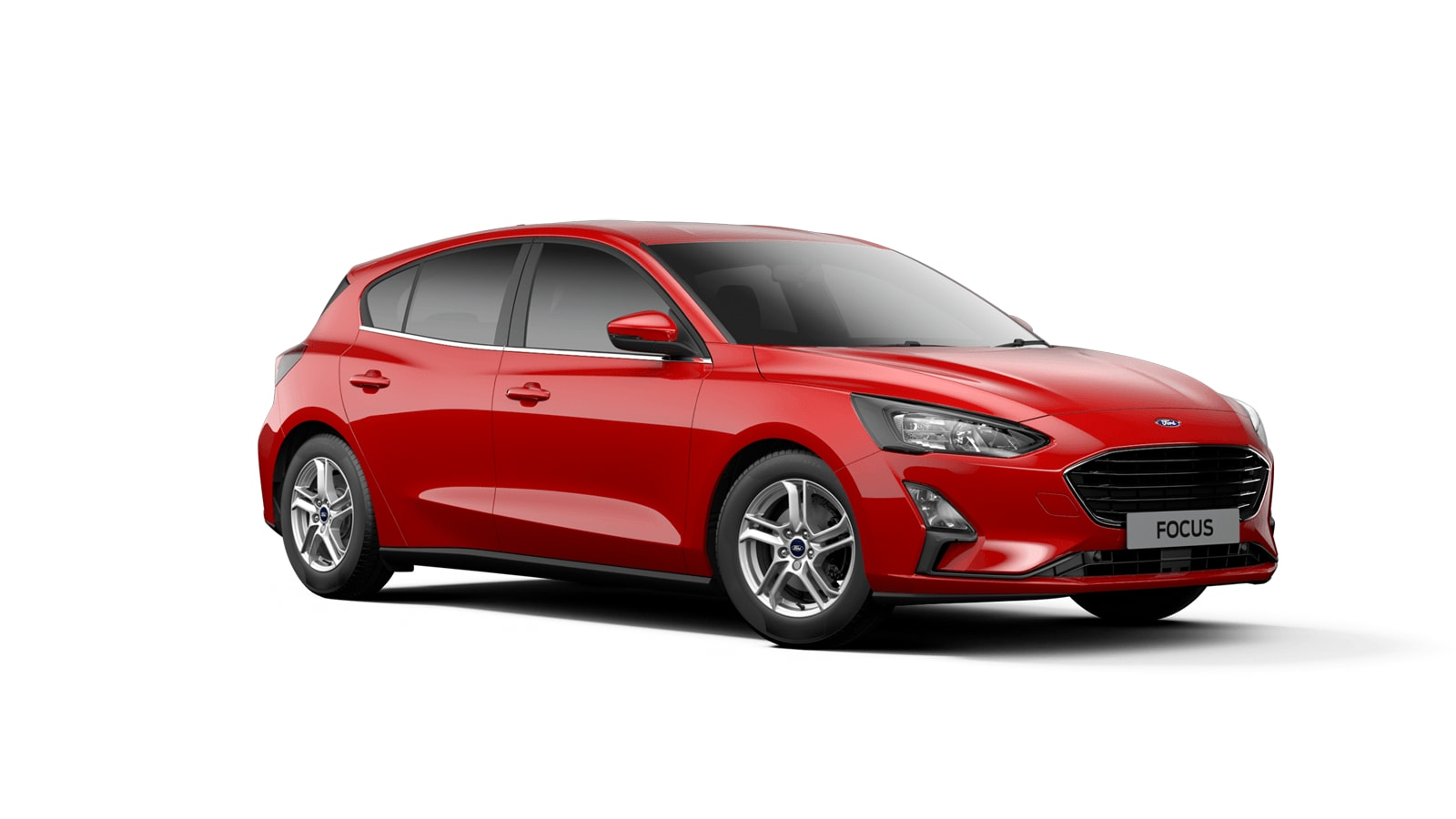 New Ford Focus EcoBoost Mild Hybrid