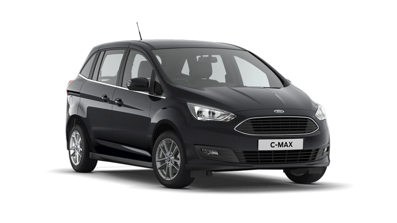 New Ford Ford Grand C-MAX