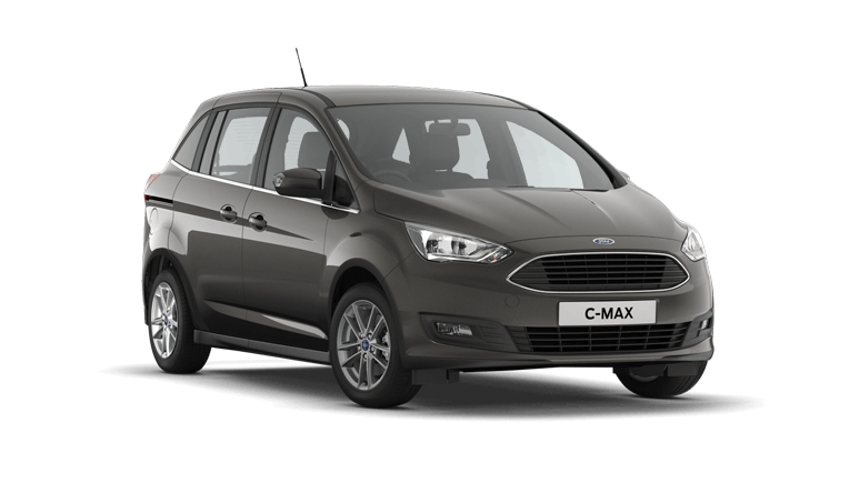 New Ford GRAND C-MAX