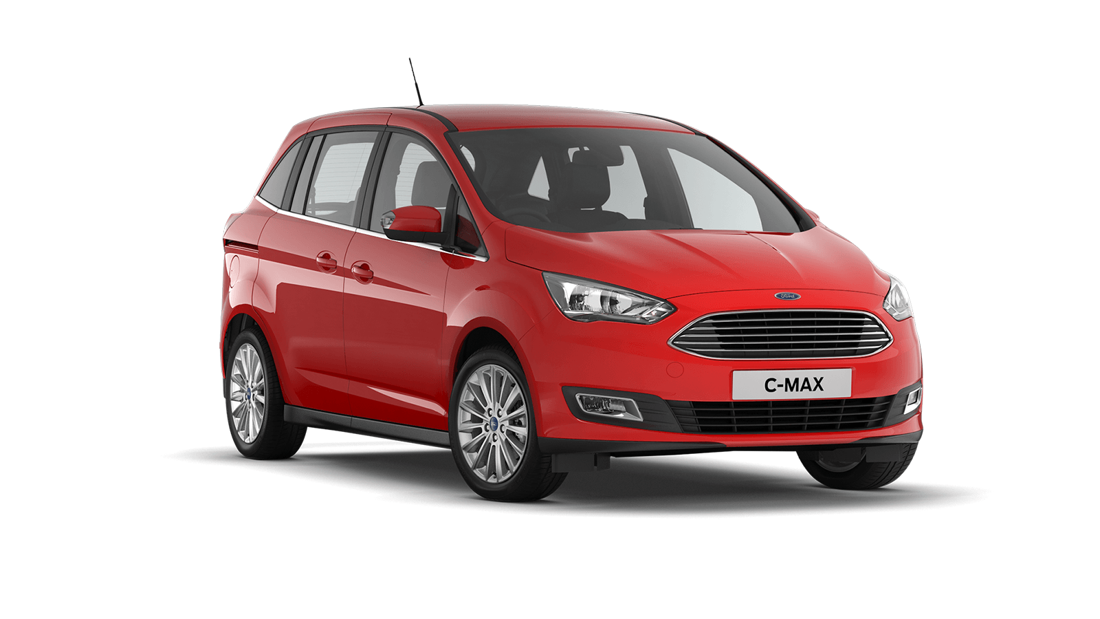 Ford Grand C-MAX at Browne & Day