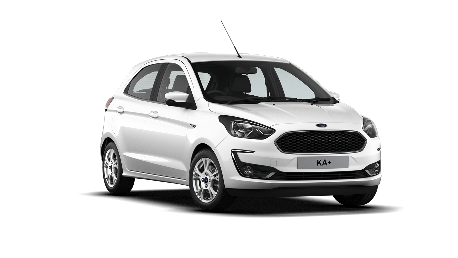 New Ford KA+ at Balmoral Garage