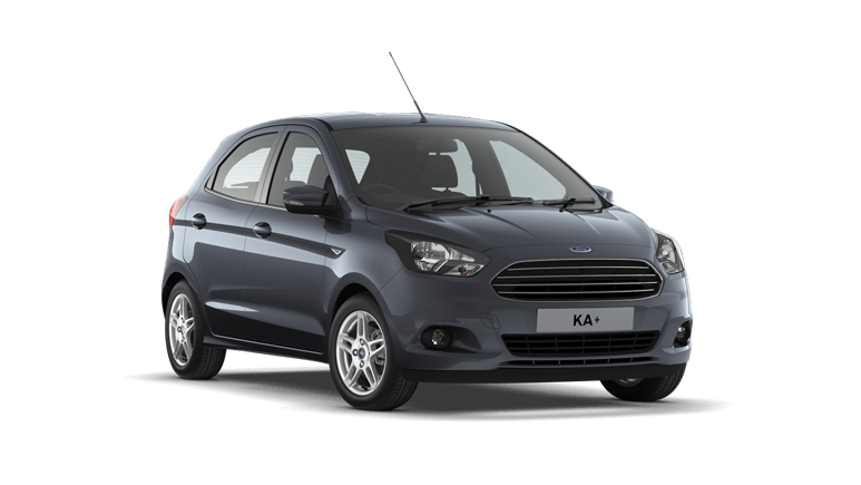 Ford KA+ Smoke Grey