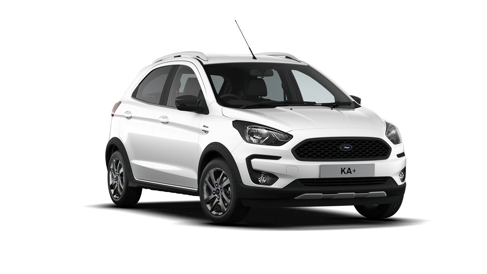 New Ford KA + at County Garage Ford