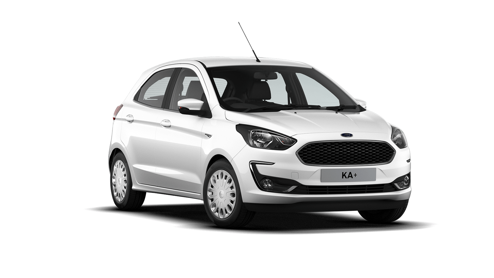 New Ford KA PLUS