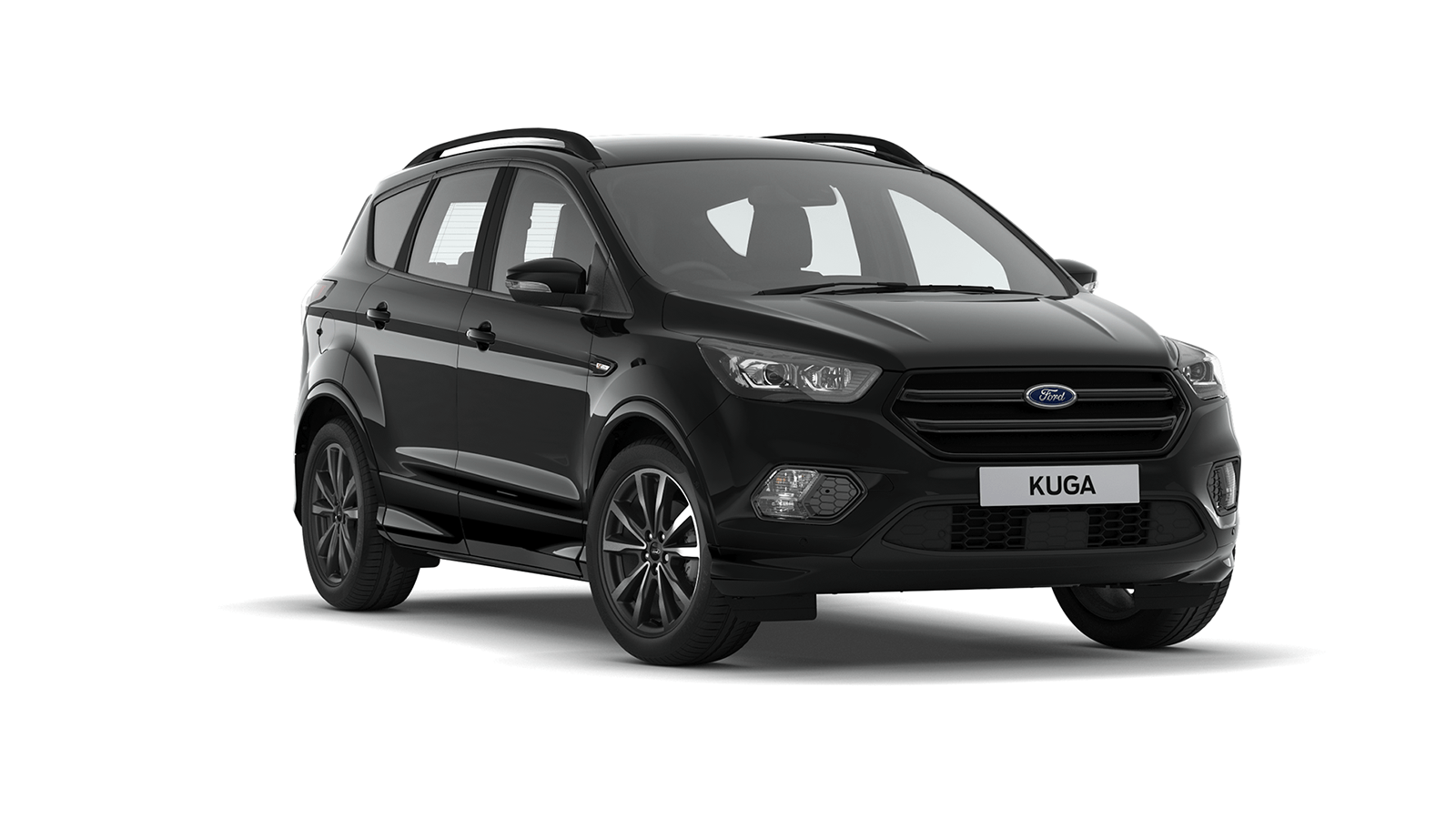 Ford Kuga Shadow Black