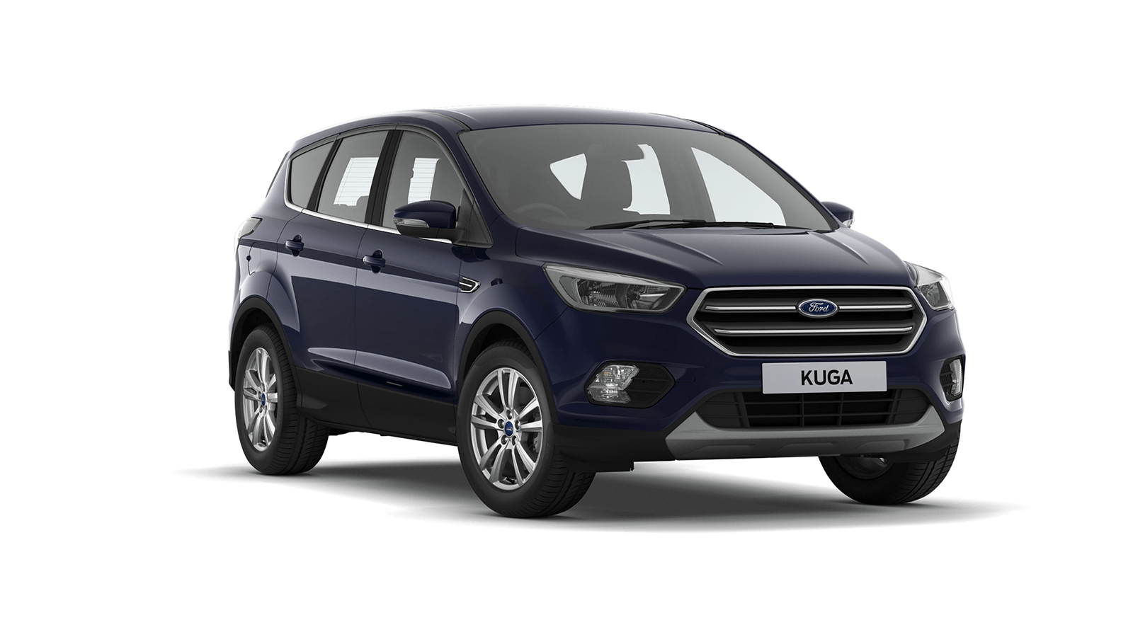 Ford Kuga Blazer Blue