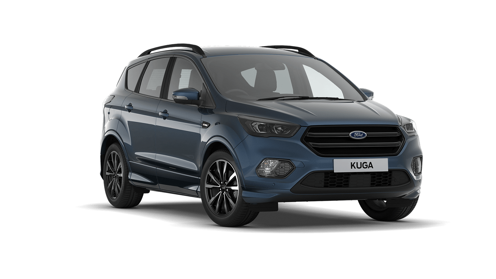 Ford Kuga ST-Line 1.5L TDCi 120PS at Browne & Day