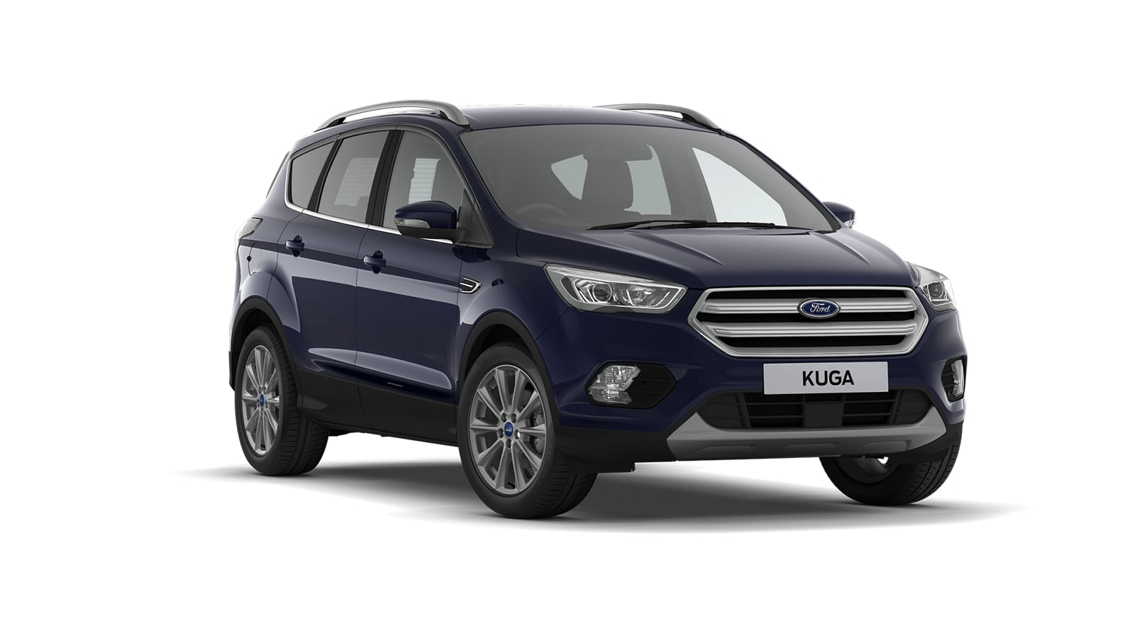 Ford Kuga Titanium Edition 2.0L TDCi 180PS at RGR Garages