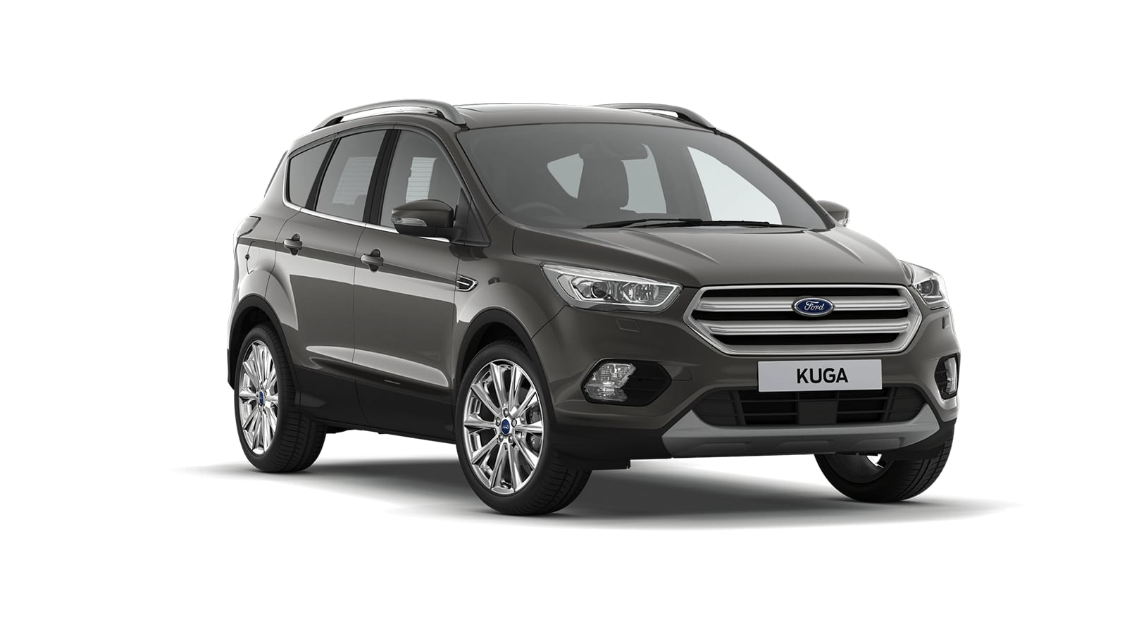 KUGA Titanium X Edition 5 Door in Magnetic