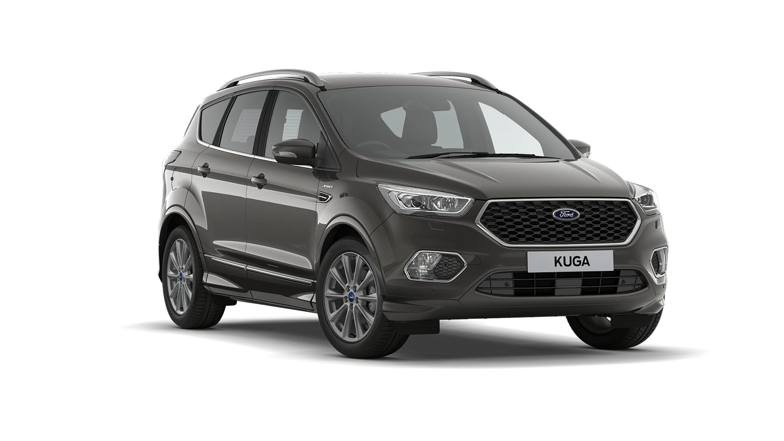 KUGA Vignale 5 Door in Magnetic
