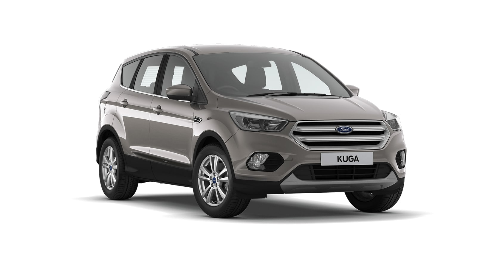 KUGA Zetec 5 Door in Diffused Silver