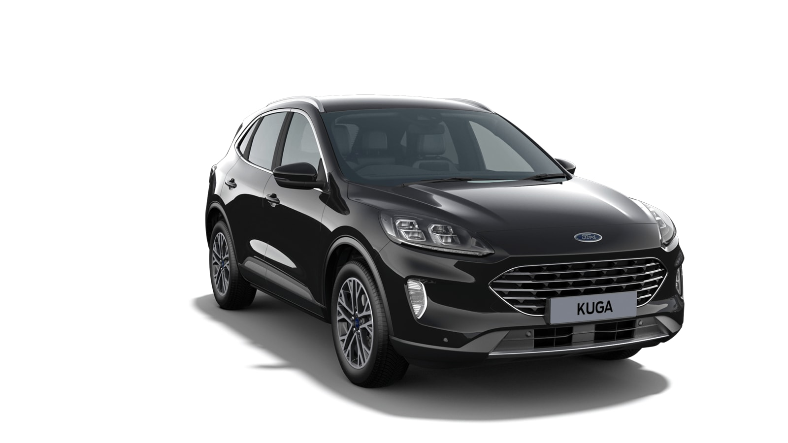 All-New Ford Kuga Titanium mHEV