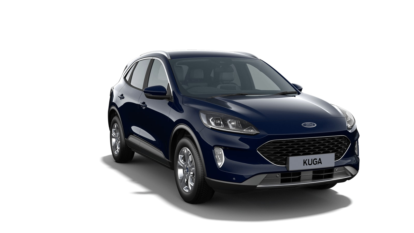 All-New Ford Kuga Zetec mHEV