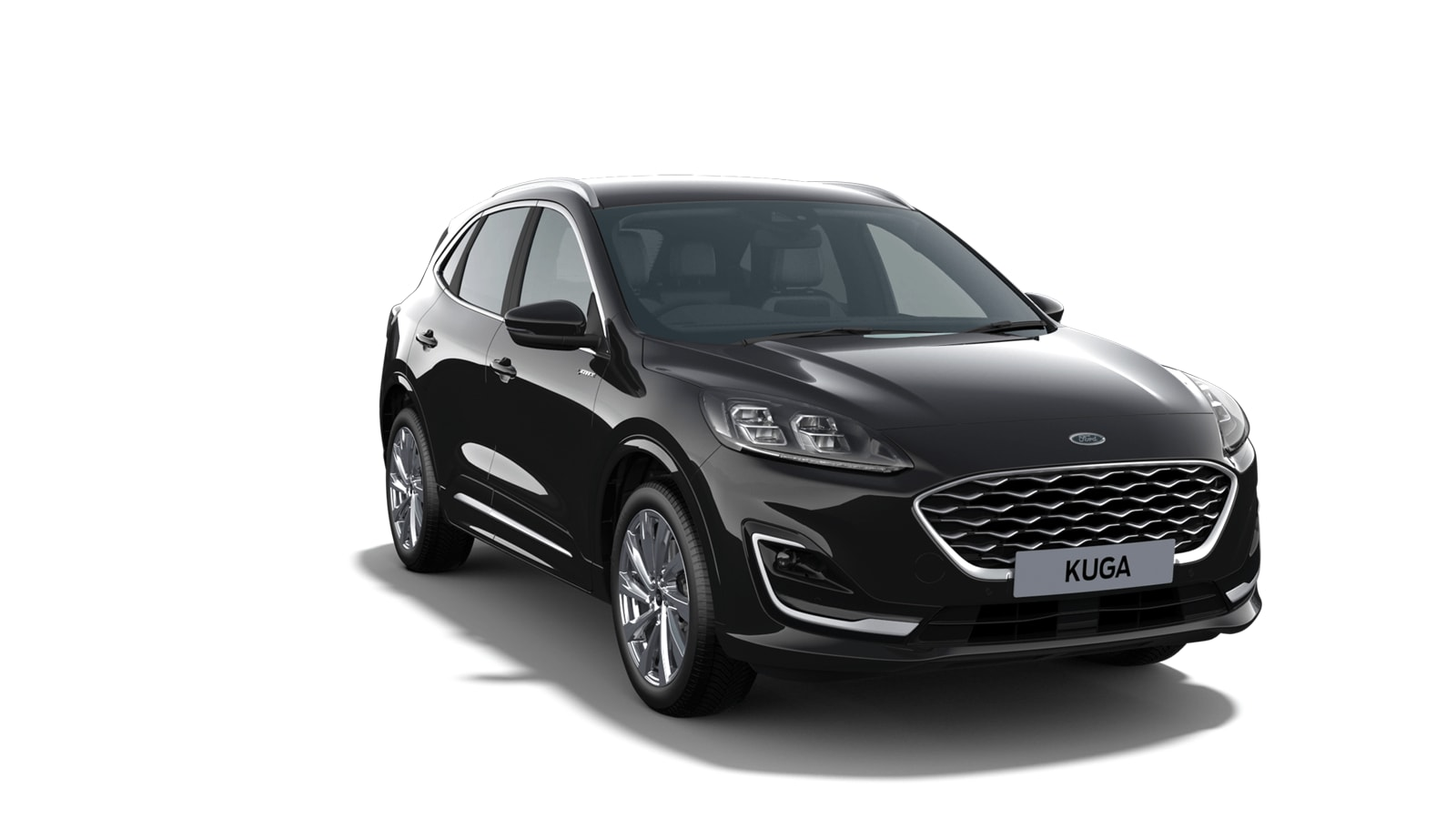 All-New Ford Kuga Vignale