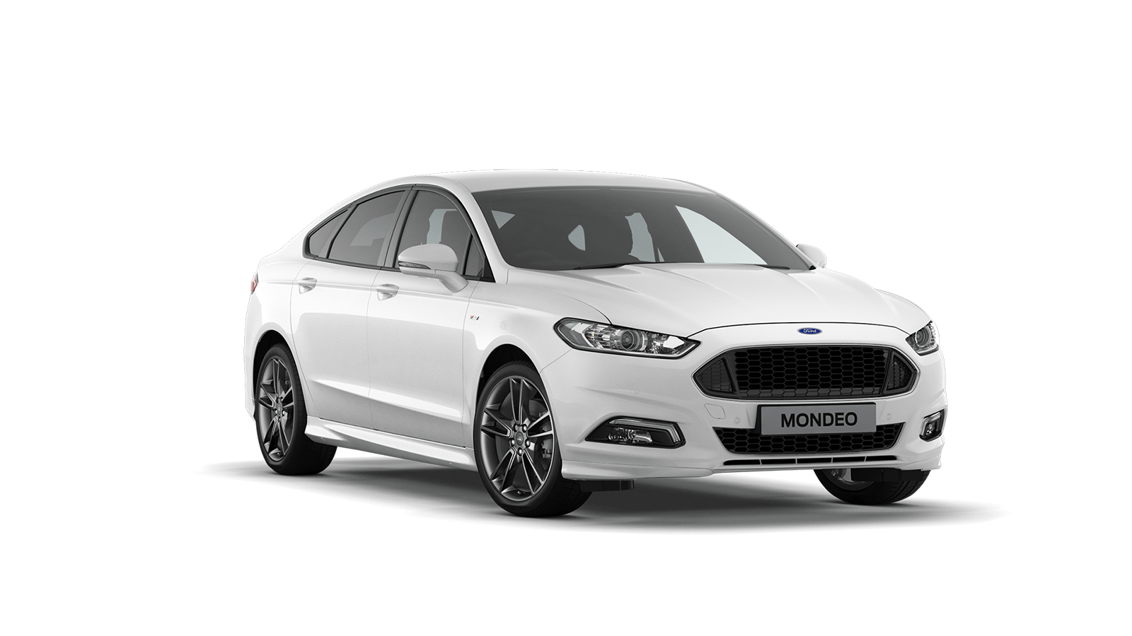 MONDEO ST-Line Edition 5 Door in Frozen White